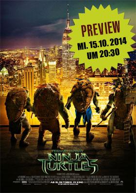 Preview - Teenage Mutant Ninja Turtles