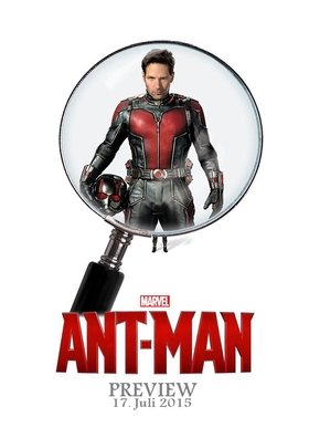 ANT MAN PREVIEW
