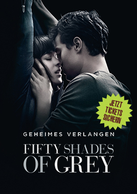 FIFTY SHADES OF GREY: VVK läuft!
