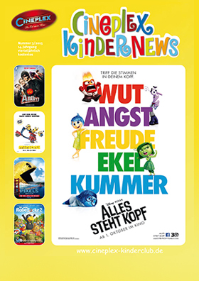 Kindernews 3. Quartal 2015