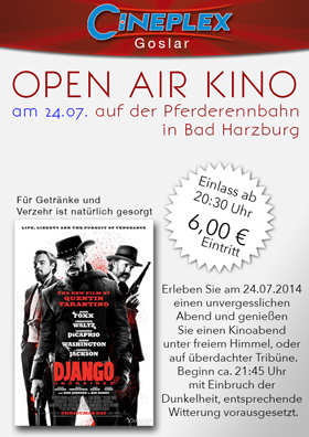 Open Air Kino - 24.07.