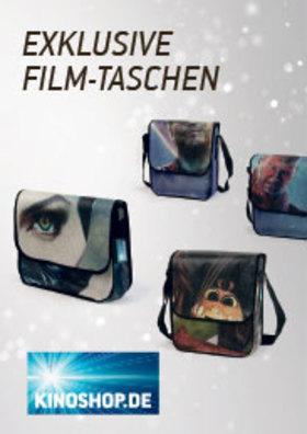 Exklusive Filmtaschen