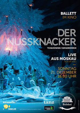 BolshoiBallett live: The Nutcracker (Der Nussknac