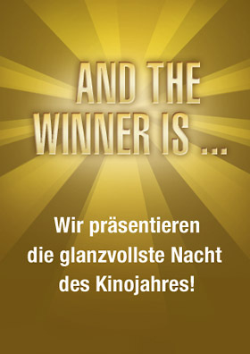 And the Winner is ...
