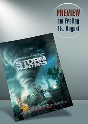 Preview - Sturm Hunters