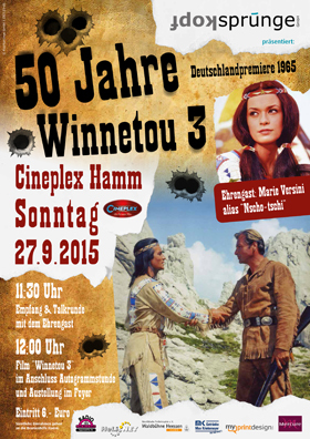 50 Jahre Winnetou 3