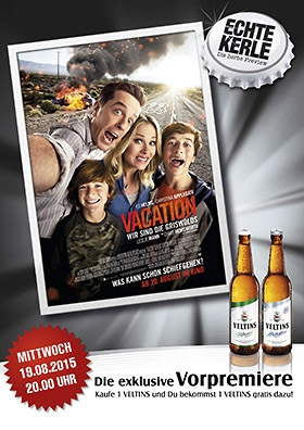 Echte-Kerle-Preview: VACATION