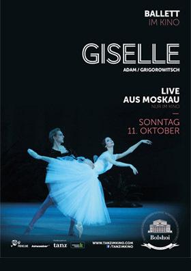 Bolschoi Theater: GISELLE