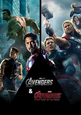 Doppelnacht mit THE AVENGERS und THE AVENGERS -AGE OF ULTRON