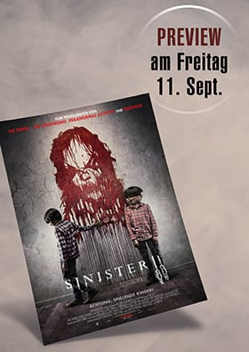 """Preview """"Sinister 2"""""""