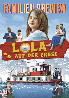 Familien-Preview: LOLA AUF DER ERBSE