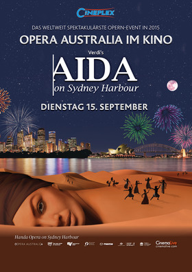 AIDA on Sydney Harbour - Opera Australia