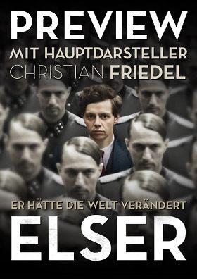 Preview ELSER mit Hauptdarsteller Christian Friedel