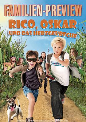 Familien-Preview: RICO, OSCAR UND DAS HERZGEBRECHE