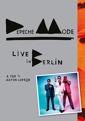 DEPECHE MODE Live in Berlin O2-World 2013