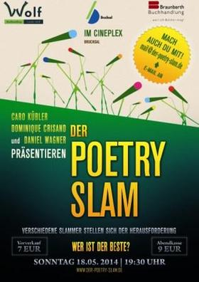 DER POETRY SLAM