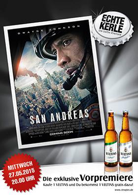 Echte-Kerle-Preview: San Andreas