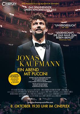 Jonas Kaufmann: Ein Abend mit Puccini