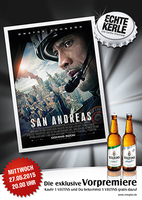 "Echte Kerle Preview ""San Andreas"""