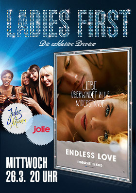 Ladies First: ENDLESS LOVE