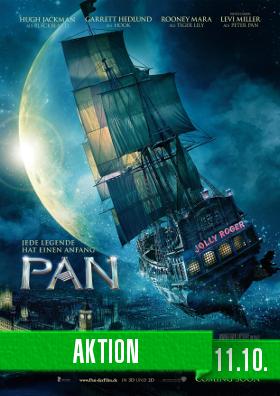 """Aktion zu """"Pan"""""""