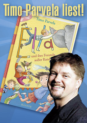 Ella-Autor Timo Parvela kommt!