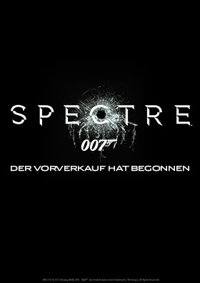 Vorverkauf: 007-Spectre