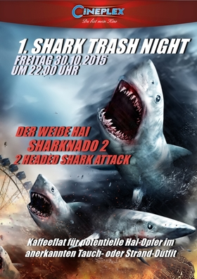 1. SHARK TRASH NIGHT