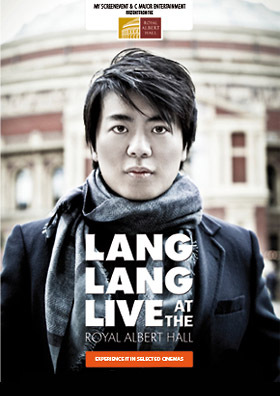 Lang Lang aus der Royal Albert Hall