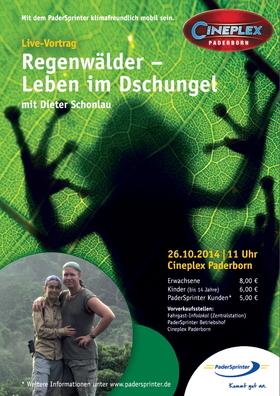Faszination Regenwald - Multivisionsshow