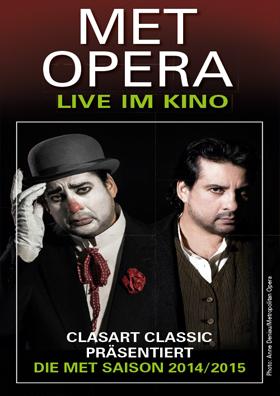 Metropolitan Opera Saison 2014 - 2015
