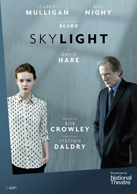 National Theatre London: SKYLIGHT