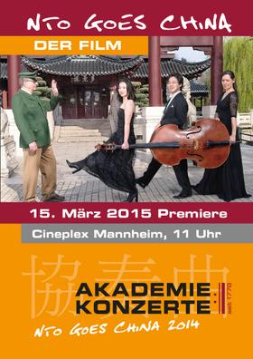 Premiere: NTO goes China