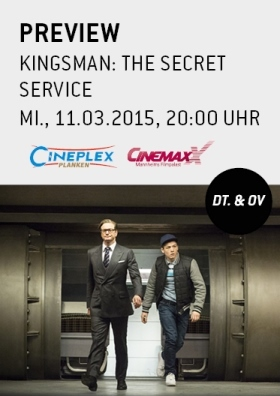 Preview: Kingsman: The Secret Service