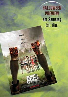 Halloween-Preview: Scouts VS Zombies