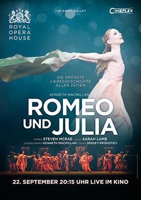 Royal Opera House London: ROMEO UND JULIA