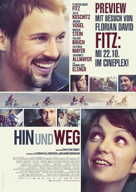 Preview: HIN UND WEG mit Florian David Fitz!