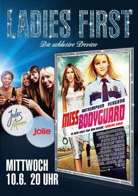 10.06. - Ladies First: Miss Bodyguard