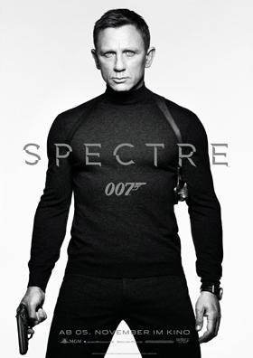 Preview James Bond 007: SPECTRE