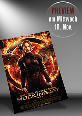 Preview: Die Tribute von Panem 3 - Mockingjay Teil 1
