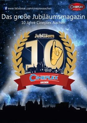 10 Jahre Cineplex Aachen