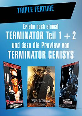 Terminator Triple Nacht