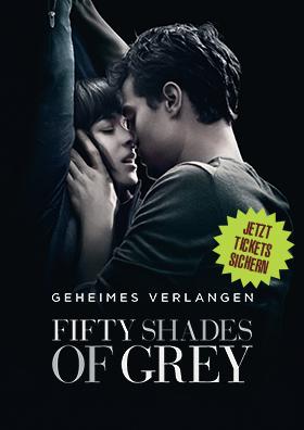Vorverkauf: Fifty Shades of Grey