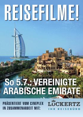 Reisefilm: VEREINIGTE ARABISCHE EMIRATE