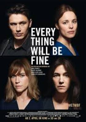 Filmclub: EVERYTHING WILL BE FINE 3D