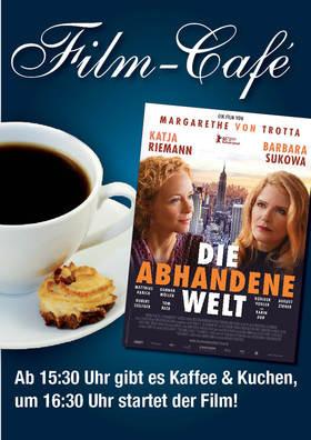 Kaffee - Kuchen - Kino