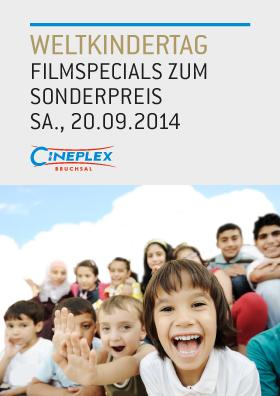Weltkindertag im Kino!