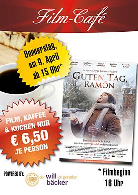 """Film-Café """"Guten Tag, Ramón"""""""