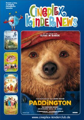 Cineplex Kindernews 4/2014