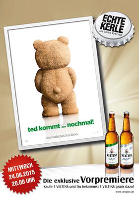 Echte Kerle: TED